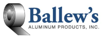 Ballew's logo