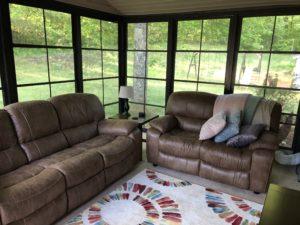 Eze-Breeze Enclosure Greenville
