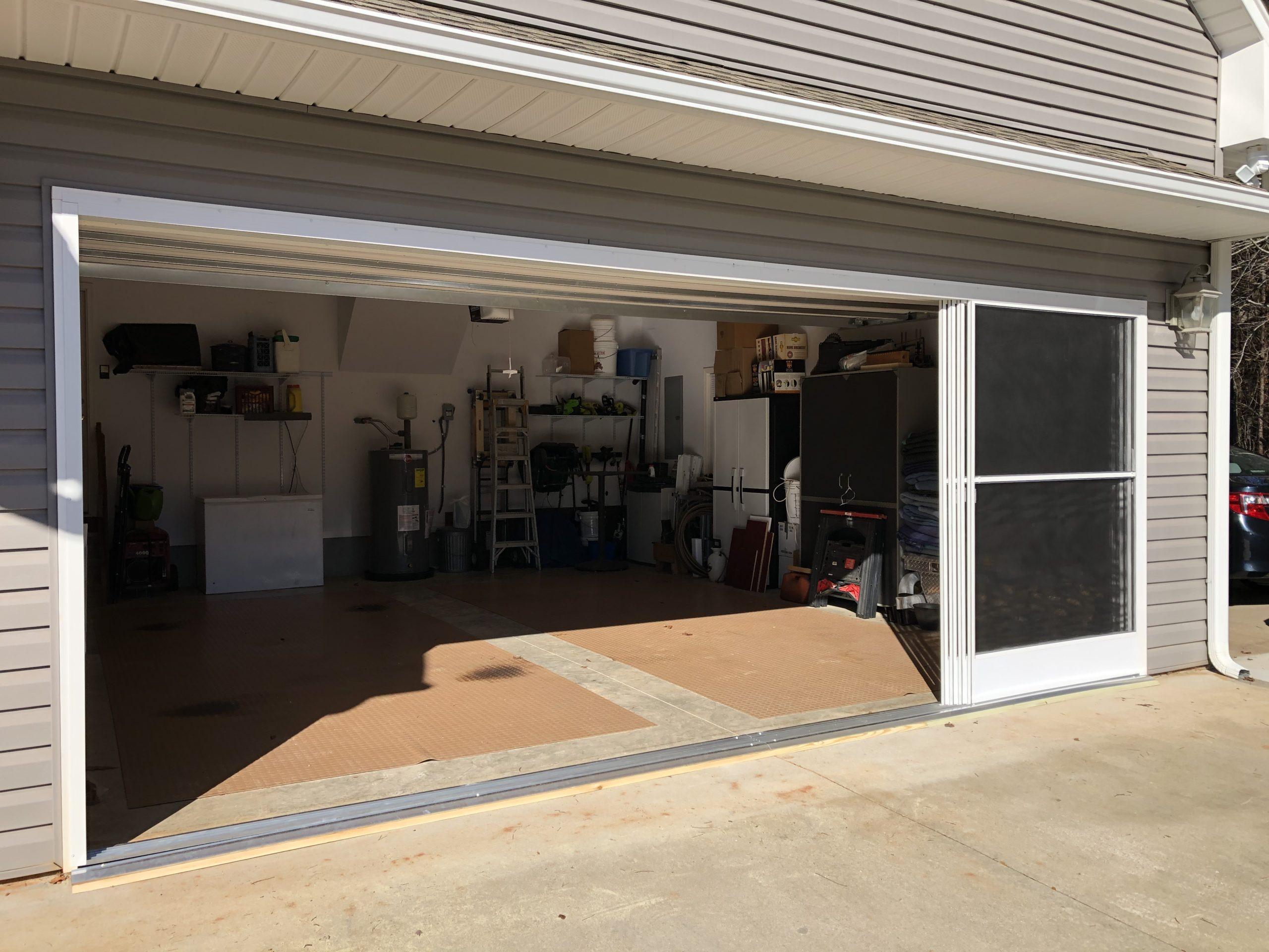 Garage Enclosure Travelers Rest, greer